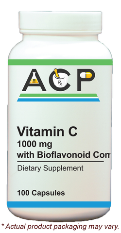 Vitamin C 1000mg / with Bioflavonoid Complex