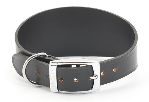 Ancol Greyhound & Whippet Leather Collars