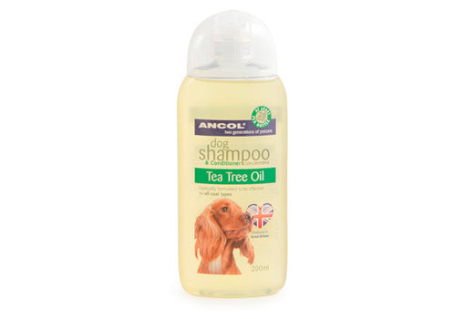 Ancol Tea Tree Oil Dog Shampoo