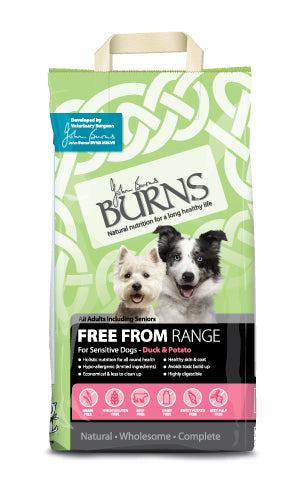 Burns Free From - Adult Duck & Potato