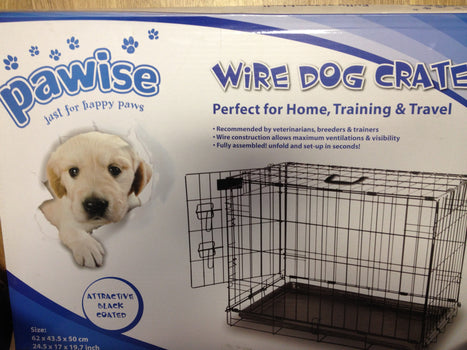 Pawise Wire Dog Crates