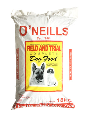 O'Neills Field & Trial- Delivered Price