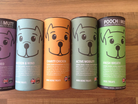 Pooch & Mutt Charity Chicken