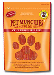 Pet Munchies Chicken Breast Fillets