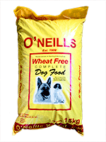 O'Neills Wheat Free - Delivered Price