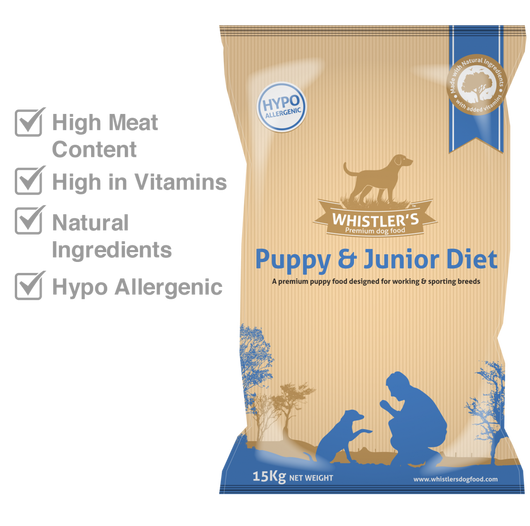 Whistlers Puppy/Junior 12kg