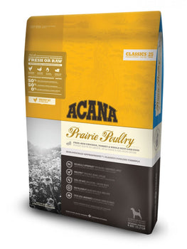 Acana Prairie Poultry - Call 02840238090 - Not Available Online.