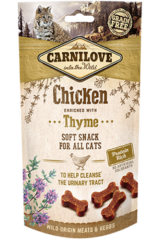 Carnilove  Cat Treats - Chicken with Thyme
