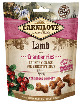 Carnilove Treats - Lamb with Cranberries