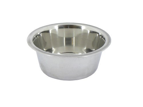 Almost Home Donation.    Cat Stainless Steel Bowls