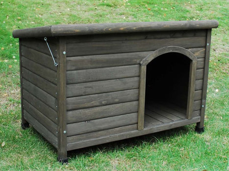 Cheeko Flat Roof Dog Kennels