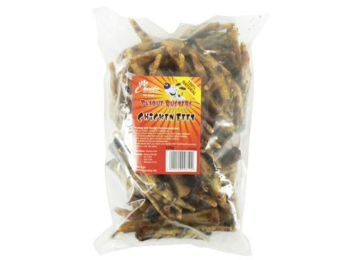 Paws & People Donation Chicken Feet Natural Dental Chews