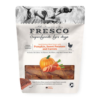 Fresco Superfoods -Chicken & Pumpkin