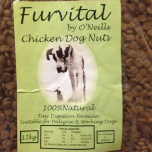O'Neills Furvital- NI Delivered Price