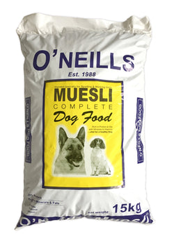 O'Neills Muesli - Delivered Price