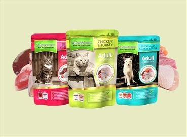 Natures Menu Cat Pouch  Multipack