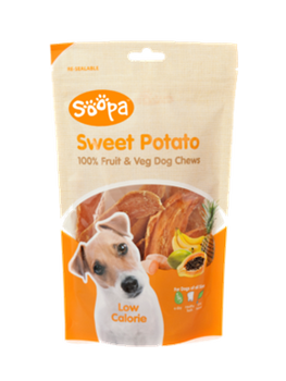 Soopa Sweet Potato 100g