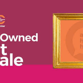 Pre-Owned Art Sale