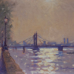 David Cressman Title: Albert Bridge #027