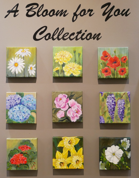 Andrea Amacker Titile: A Bloom for You Collection
