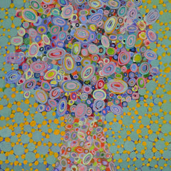 Angelo Franco Title: Bouquet in Mint