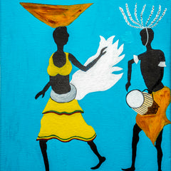 Babs Mohammed Title: Dancing for Unity