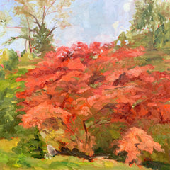 Levy, Bart Title: Scarlet Maple - Maymont #2