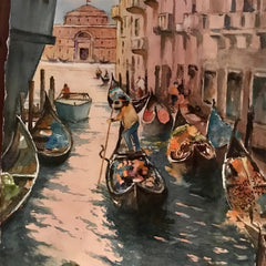 Bev Perdue Title: Venice Magic