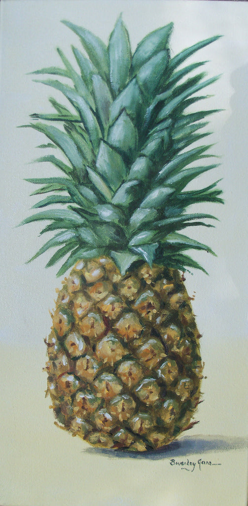 Beverley Jane Title:Pineapple