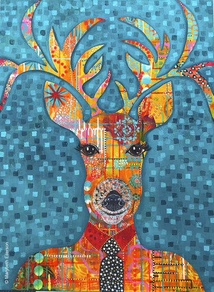 Marybeth Eilerson Title:Blitzen Thorncobble, Ladies' Man