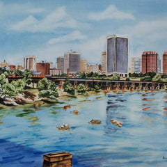 Beverley Jane Title: Life on the River