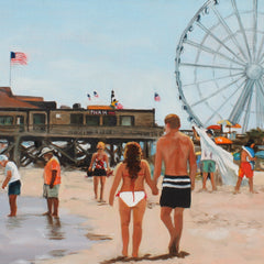 Clinton Helms  Title:Pier 14 Myrtle Beach