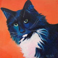 Adele Castillo Title: Blue Cat