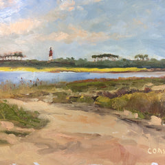 Coakley Brown Title: Assateague Lighthouse