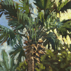 Coakley Brown Title: Palm Tree