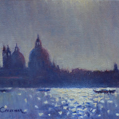 David Cressman Title: Grand Canal Sparkle #034
