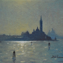 David Cressman Title: San Giorgio Morning Sparkle #040