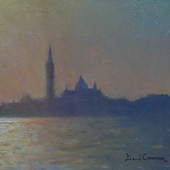 David Cressman Title: San Giorgio Morning Glow #051