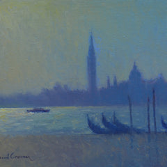 David Cressman Title: San Giorgio Morning Glow #055