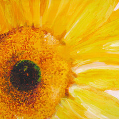 Dee Justin Title: Sunflower Burst