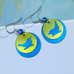 Dana Masters Title: Bird Earrings