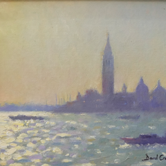 David Cressman Title: San Giorgio Light #020