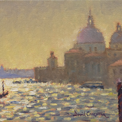 David Cressman Title: Venice From Bridge #033