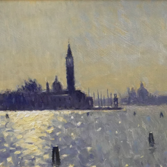 David Cressman Title: Venice Sparkle