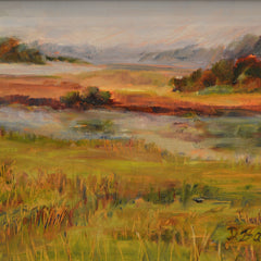 Diane Ballister Title: Kiawah Morning