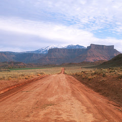 John Henley Title: Dirt Road, Moab