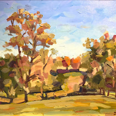 Doug Zeigler Title: Autumn in Maymont