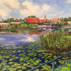 Doug Zeigler Title: Dutch Village