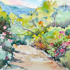 Eleanor Cox Title: Bordoni Garden Path