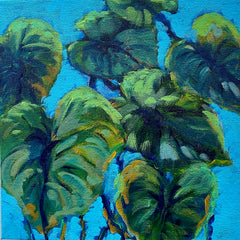 Laura Partee Title: Elephant Ears